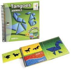 Smart Games igra Tangoes, Zloženka živali