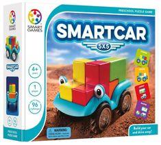 Smart Games igra Iznajdljivo vozilo 5x5