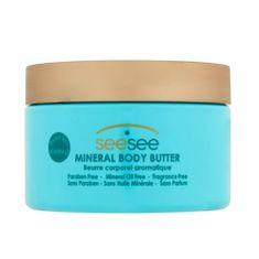 See See Tělové máslo s minerály z Mrtvého moře (Mineral Body Butter) 250 ml