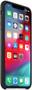 2 - Apple usnjeni ovitek za iPhone XS Max, črn MRWT2ZM/A
