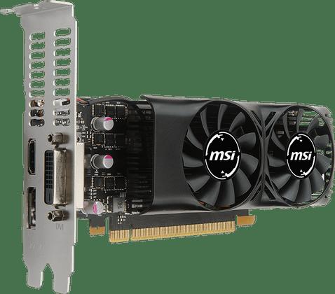 GeForce GTX 1050 2GT LP