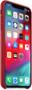 3 - Apple kožna maskica za iPhone XS Max (PRODUCT)RED, crvena MRWQ2ZM/A