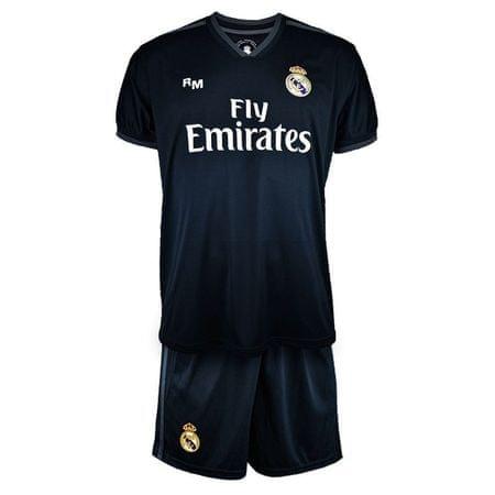 Real Madrid Away replika komplet otroški dres 140 / 10, temno moder