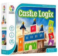 Smart Games igra Grad Logix