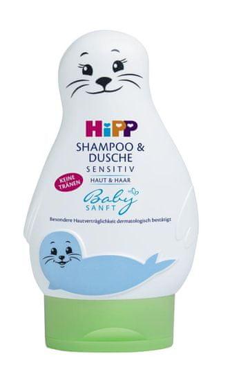 "HiPP Babysanft Šampón ""Vlasy & Telo"""