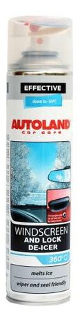 AUTOLAND Rozmrazovač okien, skiel a zámkov, do -58°C, 400 ml