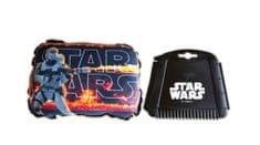 KAJA Zimný darčekový set do auta, motív Star Wars, škrabka, huba Flametrooper