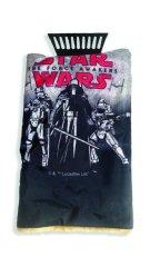 KAJA Škrabka s rukavicou, potlač Star Wars: Kylo Ren + Trooper