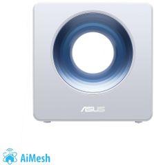 Asus brezžični usmerjevalnik Blue Cave, Dual Band, AC2600