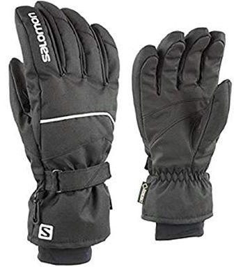 Salomon ženske smučarske rokavice Desire GTX W Black, XS
