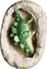 Kosmos dinosaurovo jaje od gipsa