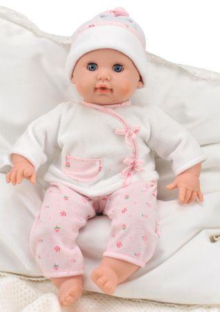 Wiky beba koja spava u vašem naručju