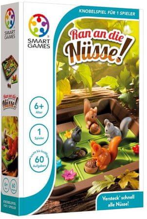 Smart Games igra Veveričke nabirajo želod