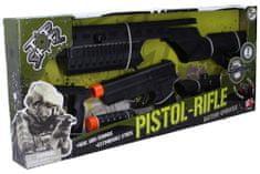 Wiky Skládací pistole a samopal 2v1