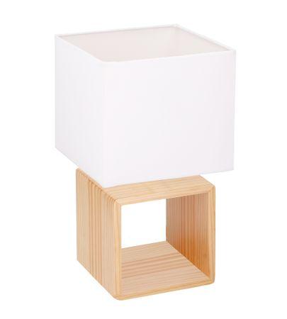 TimeLife namizna svetilka, lesena