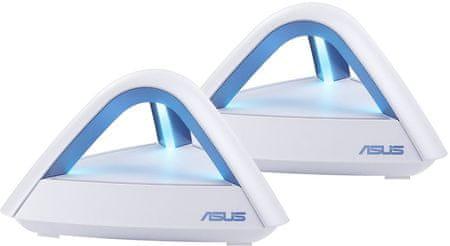Asus Lyra Trio WiFi Mesh, 2ks (90IG04M0-BO3R20)