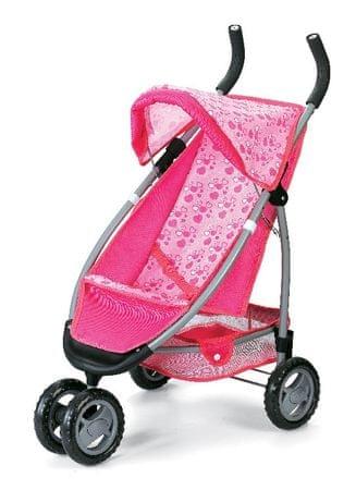Wiky Wózek dla lalek – spacerówka