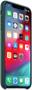 2 - Apple kožený kryt na iPhone XS Max, piniovo zelená MTEW2ZM/A