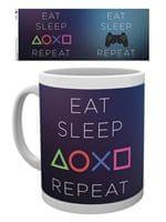 Hrnek PlayStation - Eat Sleep Play Repeat