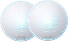 Asus Lyra (MAP-AC1300) WiFi Mesh, 2 ks (90IG04B0-BO0B30)