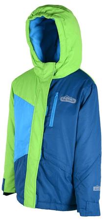 PIDILIDI skijaška jakna za djevojčice, plava, 152