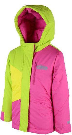 PIDILIDI lyžařská bunda 98 růžová