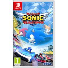 Sega igra Team Sonic Racing (Switch)