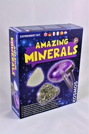 Kosmos znanstveni set minerali
