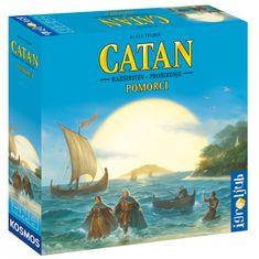 društvena igra Catan - proširenje Pomorci