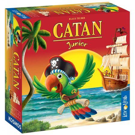Igroljub družabna igra Catan Junior