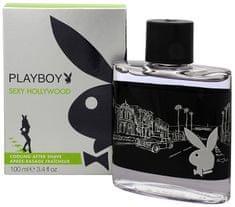 Playboy Hollywood Playboy - voda po holení