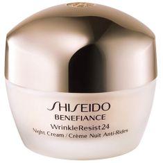 Shiseido Ráncok éjszakai krém Benefiance WrinkleResist 24 (éjszakai krém) 50 ml