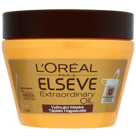 Loreal Paris Elseve Extraordinary Oil tápláló hajpakolás 300 ml