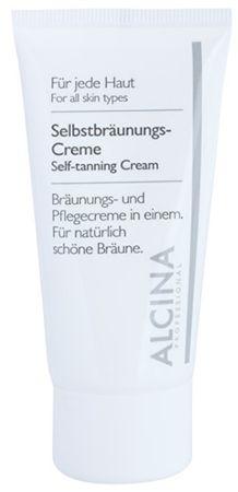 Alcina (Self-Tanning Cream) 50 ml
