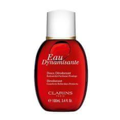 Clarins Eau Dynamisante gyengéd dezodor (Gentle dezodor) 100 ml