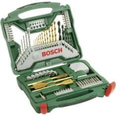 Bosch komplet svrdla i bitova X-Line Titanium 70 (2607019329)