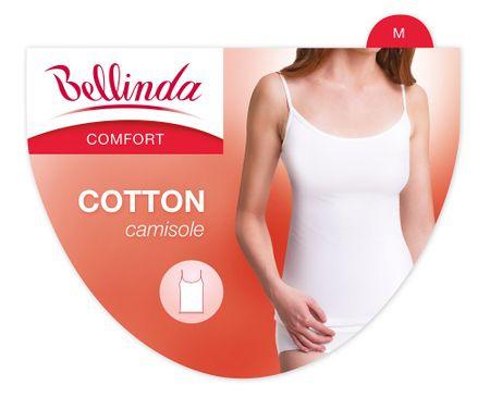 Bellinda COTTON CAMISOLE bílá L