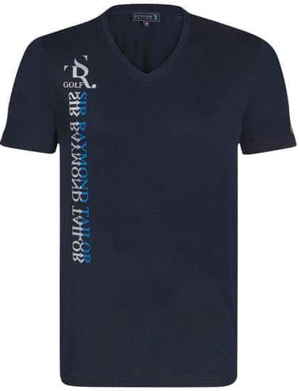 Sir Raymond Tailor pánské tričko Hogans S tmavě modrá