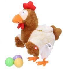 Wiky Wesoła kura wysiadująca jaja