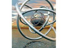 Dimex Fototapeta MS-3-0280 Abstraktné gule 225 x 250 cm