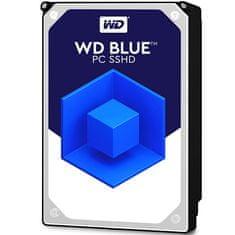 WD tvrdi disk Blue 1TB, 3.5 SATA3, 64MB, 5400 rpm (WD10EZRZ)