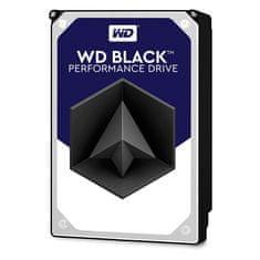 Western Digital tvrdi disk Black 4TB, SATA3, 7200rpm (WD4005FZBX)
