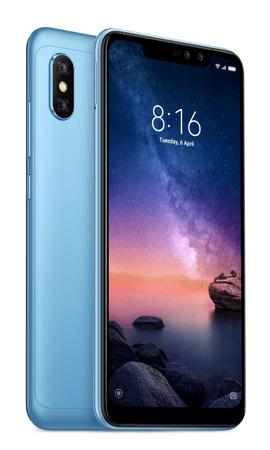 Xiaomi GSM telefon Redmi Note 6 Pro, 3GB/32GB, plavi