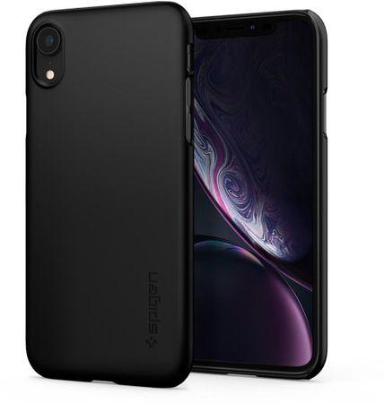 Spigen obudowa Thin Fit iPhone Xr, black 064CS24864