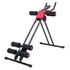 HouseFit Power Plank Hasizomerősítő gép