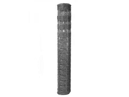 Uzlové pletivo STANDARD Zn 1600/15/150 - výška 160 cm