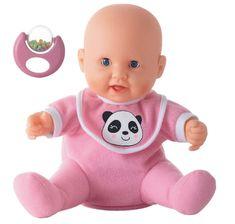 Wiky Vrtící se a brblající miminko