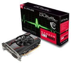 Sapphire grafična kartica PULSE Radeon RX 550 OC, 4 GB GDDR5 (11268-01-20G)
