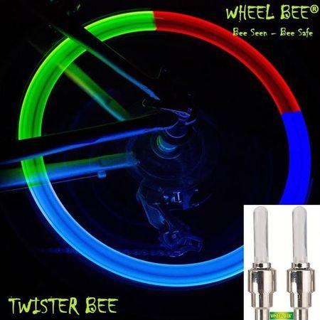 Wheel Bee biciklistička svjetiljka LED Cycle Bee Twister