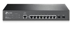 TP-Link mrežno stikalo JetStream T2500-10TS, 8-port